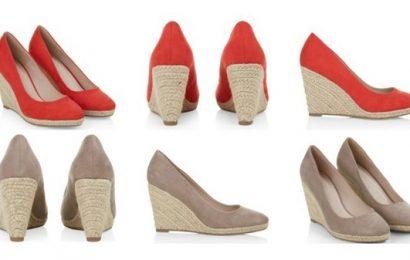 凱特王妃又來帶貨!「裸色坡跟鞋」美翻天