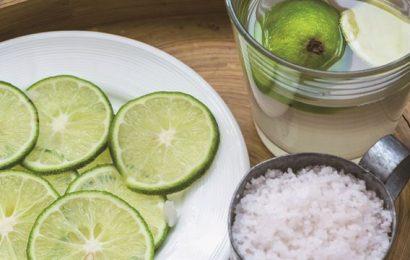 熱檸檬水+鹽=天然感冒藥?