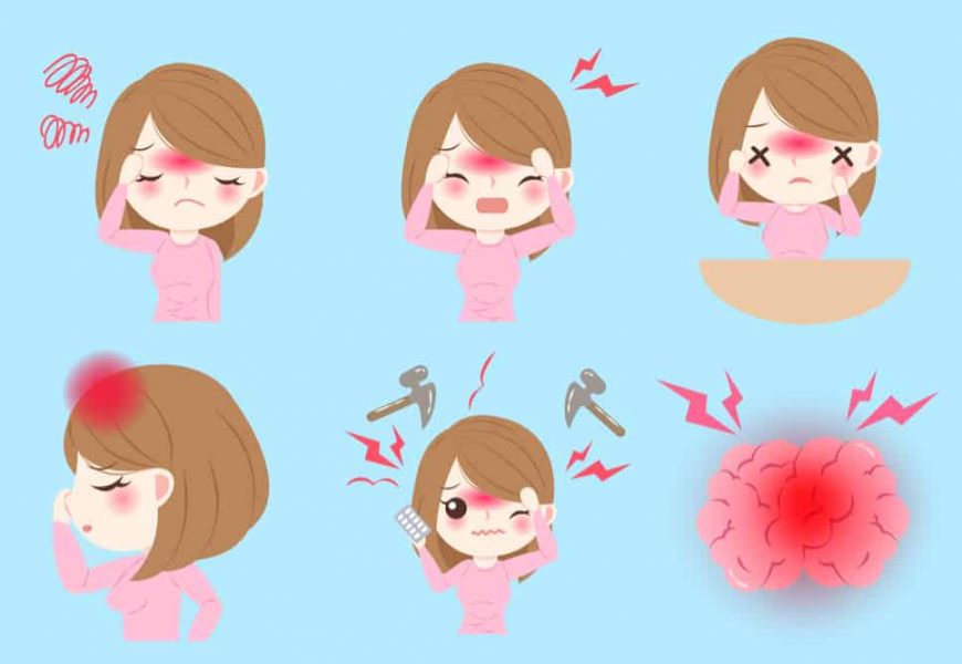 10 大頭痛類型